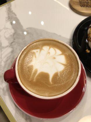 Foto 4 - Makanan(Latte) di Lucky Number Wan oleh Patricia.sari