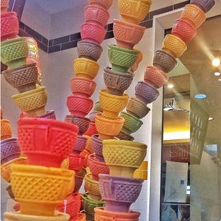 Foto 5 - Interior di Honey Creme oleh Astrid Huang   @biteandbrew