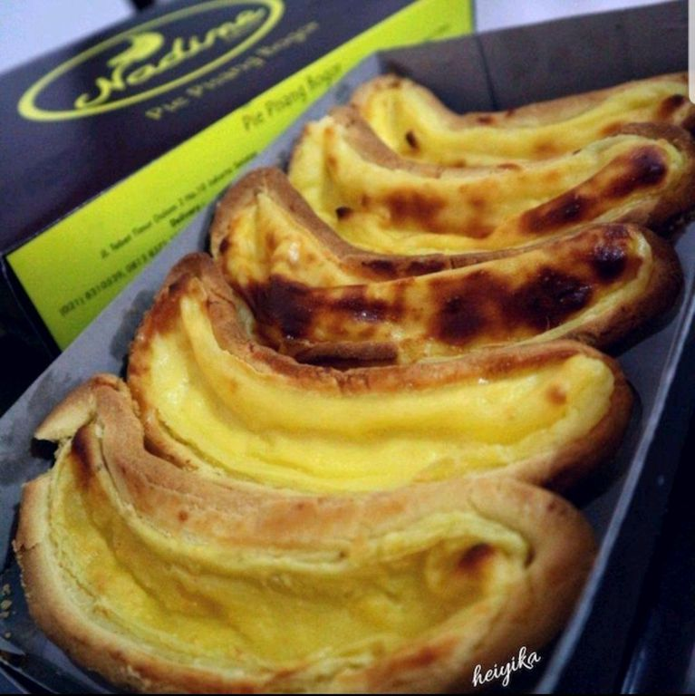 pie enak  review heiyika di restoran nadine wibowo pie