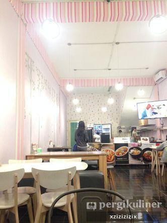 Foto Interior di Cafe Jalan Korea
