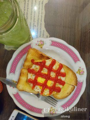 Foto 2 - Makanan(Roti Pangang Telur Mata Sapi ) di Kafetien 88 oleh #alongnyampah