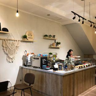 Foto 5 - Interior di Crema Sweet and Savoury oleh Della Ayu