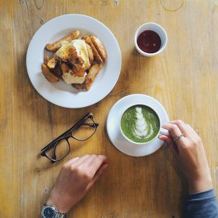 Foto 1 - Makanan di Yellow Truck Coffee oleh dinny mayangsari