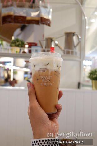 Foto 2 - Makanan(Kopi Jelly Milk Tea) di Toast Box oleh Shella Anastasia