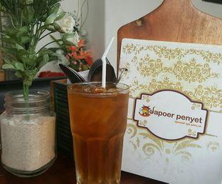 Foto 3 - Makanan(Es teh manis) di Dapoer Penyet oleh zelda
