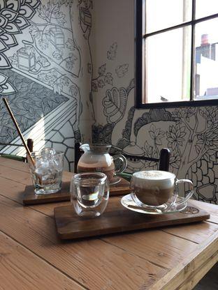 Foto 1 - Makanan(Kohicha) di Kohicha Cafe oleh Elvira Sutanto