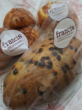 Foto 2 - Makanan di Francis Artisan Bakery oleh Stallone Tjia (@Stallonation)