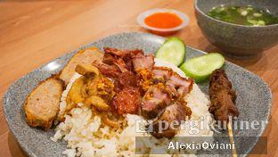 Foto - Makanan(Nasi Hainam Campur) di Bakmi 3 Rasa oleh @gakenyangkenyang - AlexiaOviani