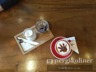 Foto 8 - Makanan di Doppio Coffee oleh Meyda Soeripto @meydasoeripto