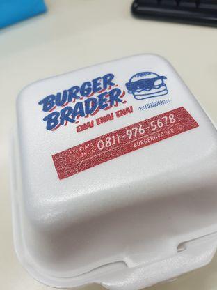 Foto review Burger Brader oleh Yuli || IG: @franzeskayuli 3