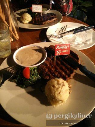 Foto 2 - Makanan(Buddy Special Steak) di Steak Hotel by Holycow! oleh Rifky Syam Harahap | IG: @rifkyowi