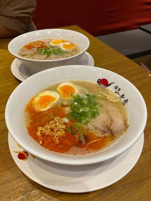 Foto 1 - Makanan di Hakata Ikkousha oleh Duolaparr