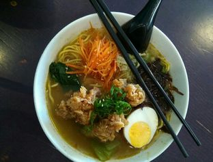 Foto - Makanan di Nobu Ramen oleh Rully Schrodinger
