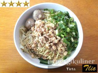 Foto - Makanan di Mie Keriting Luwes oleh Tirta Lie