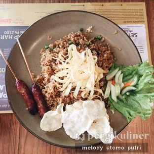 Foto 2 - Makanan(nasi goreng kambing) di Sate Khas Senayan oleh Melody Utomo Putri