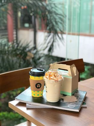 Foto 1 - Makanan di Maxx Coffee oleh yudistira ishak abrar