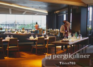 Foto 5 - Interior di Sea Grain Restaurant & Bar - Double Tree by Hilton Hotel Jakarta oleh Tissa Kemala