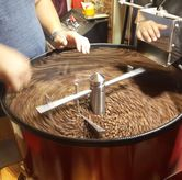 Foto Linthong Lampung on roasted di Rosso' Micro Roastery