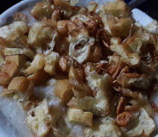 Foto 2 - Makanan di Bubur Ayam Gibbas oleh Peggy Lisdiana