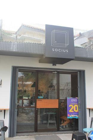 Foto review Socius Coffee House oleh Prido ZH 3