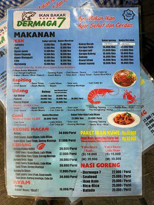 Foto review Ikan Bakar Dermaga 7 oleh IG @riani_yumzone 3