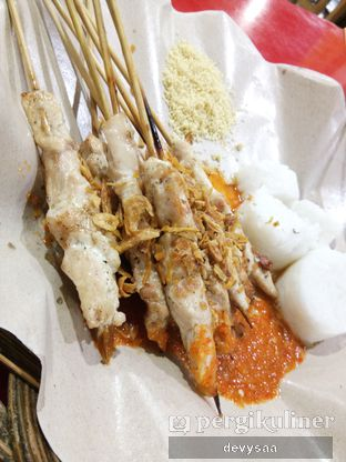 Foto 3 - Makanan di Sate Taichan Khas Uda oleh Slimybelly