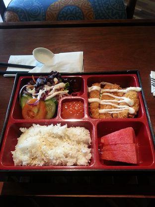 Foto 8 - Makanan(Chicken katsu bento) di Yesterday Lounge oleh Yulia Amanda