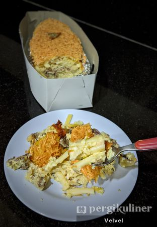 Foto 2 - Makanan(Macaroni Panggang Special ukuran medium) di Macaroni Panggang (mp) oleh Velvel
