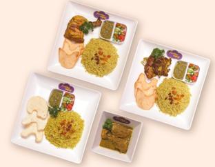 Foto - Makanan(mantapppp) di Arabian Nights Eatery oleh Rikky Akmaja