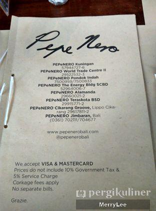 Foto review PEPeNERO oleh Merry Lee 1