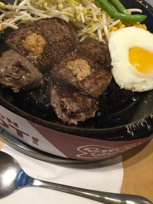 Foto 1 - Makanan di Pepper Lunch oleh Sitta