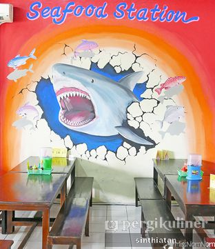 Foto review Seafood Station oleh Miss NomNom 6
