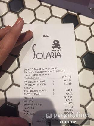 Foto review Solaria oleh zizi  1