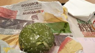 Foto review Burger King oleh Basyar 1