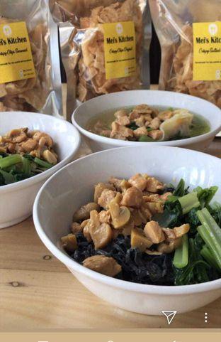 Foto review Bakmi Ayam Jamur By Mei's Kitchen oleh om doyanjajan 4