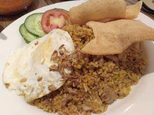 Foto 1 - Makanan(Nasi goreng kambing) di Kafe Betawi oleh Stella Griensiria