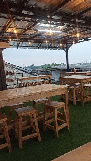 Foto review Sate Rontok Bang Tely oleh Rachmat Kartono 3