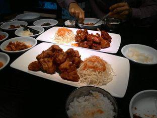 Foto 1 - Makanan(Nyangnyeom Fried Chicken) di Dago Restaurant oleh Johnny123