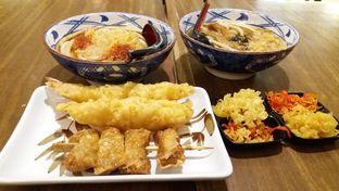 Foto 1 - Makanan di Marugame Udon oleh Annisa Marliana