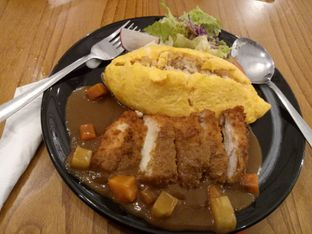 Foto review House Of Omurice oleh Fuji Fyufyu  3