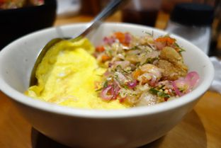 Foto 6 - Makanan(Nasi Babi Goreng) di Warbiku oleh merrydju