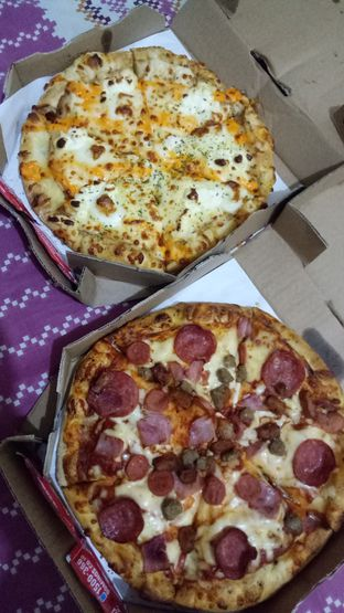 Foto review Domino's Pizza oleh Ratu Aghnia 3