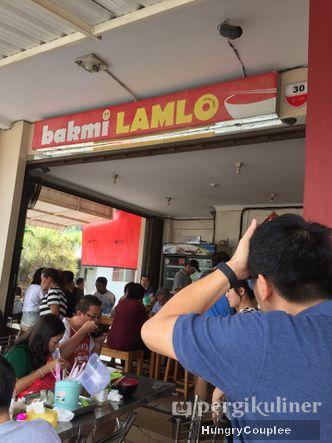 Foto Eksterior di Bakmi Lamlo