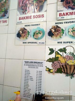 Foto 4 - Interior di Bakmi Ajong Singkawang oleh Kuliner Sama Agam