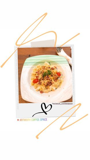 Foto - Makanan di Artwork Coffee Space oleh Raihana Furqani