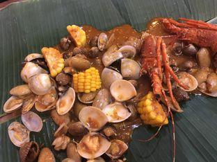Foto review Kantin Seafood Nyengir oleh @stelmaris  1