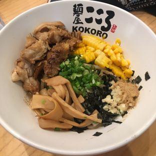 Foto review Kokoro Tokyo Mazesoba oleh Angela Nadia 2