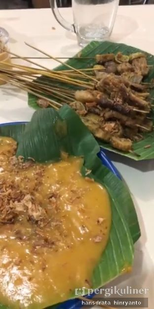 Foto - Makanan di Sate Padang Pak Yunus oleh Hansdrata Hinryanto
