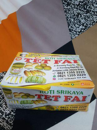 Foto review Roti Srikaya Tet Fai oleh Andry Tse (@maemteruz) 2