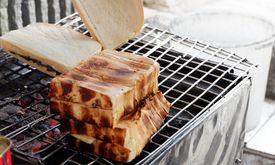 Roti Bakar 234 (Roti Bakar Gang Kote)